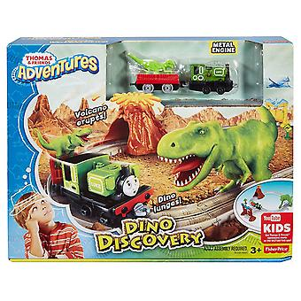 Thomas & vänner äventyr Dino Discovery lekset