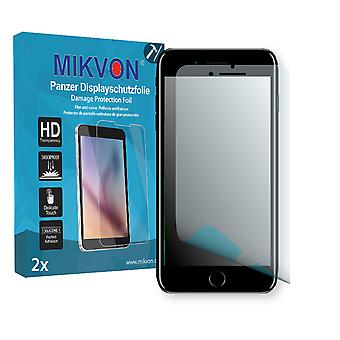 Apple iPhone 8 Plus Screen Protector - Mikvon Armor Screen Protector (Retail Package with accessories) (reduced foil)
