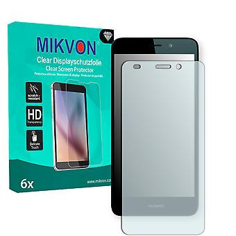 Huawei GT3 Screen Protector - Mikvon Clear (Retail Package with accessories)