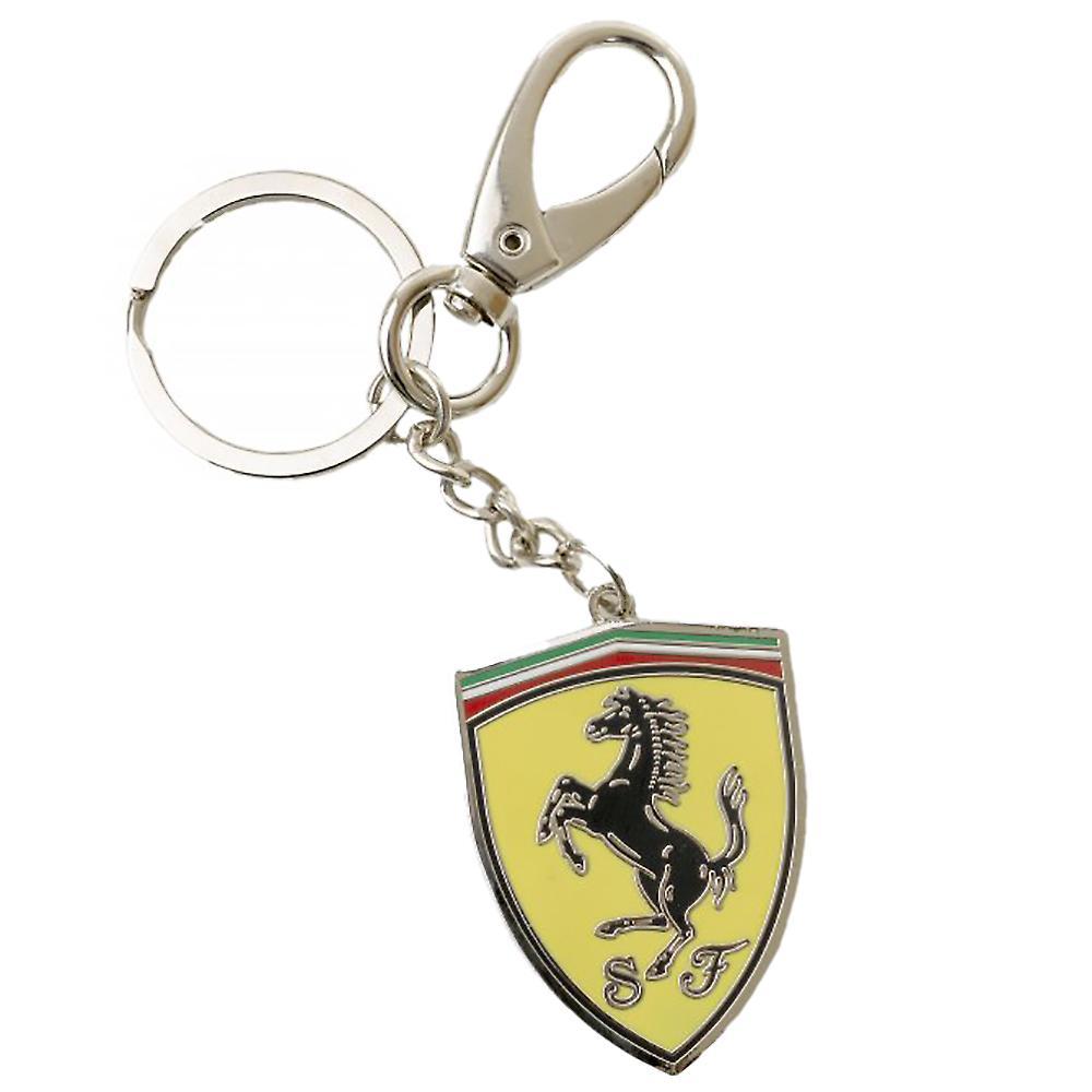 Waooh - Porte Clé En Métal Ferrari