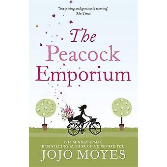 O empório de pavão por Jojo Moyes - livro 9780340960370