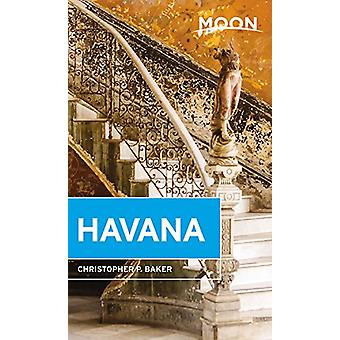 Moon Havana (Second Edition) by Christopher Baker - 9781631217173 Book