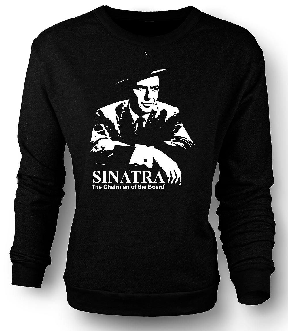 Mens Sweatshirt James Stewart - Maverick Cowboy