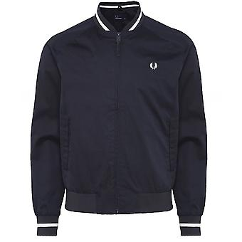 Fred Perry Tennis Bomber Jacket J5521 608
