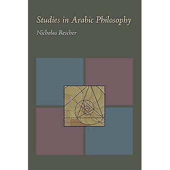 Studi in filosofia araba di Nicholas Rescher - 9780822984023 libro