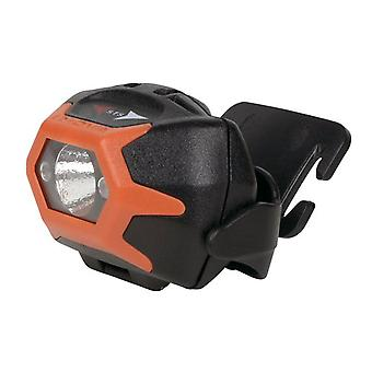 Nite Ize stryg til skinne hjelm Light (Orange)