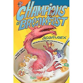Champions of Breakfast (Cold Cereal Saga)