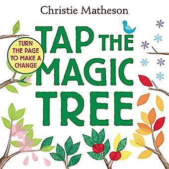 Tik op de Magic Tree Board boek