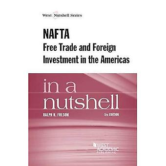 NAFTA and Free Trade in the Americas in a Nutshell (Nutshell Series)