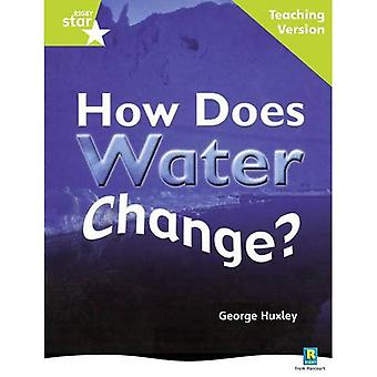 How Does Water Change?: Green Level Non-fiction (Rigby Star Guided)