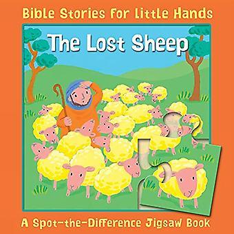 Das verlorene Schaf: Geschichten aus der Bibel für kleine Hände