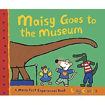 Maisy går till museet (Maisy första erfarenhet böcker)