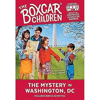 The Mystery in Washington, D.C. (Boxcar Children Special)