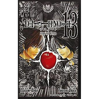 Death Note: How to Read v. 13 (Death Note)