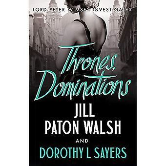 Thrones, Dominations (Lord Peter Wimsey)