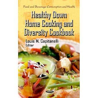 Auf gesunde Hausmannskost Kochbuch. vom National Cancer Institute