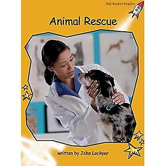 Animal Rescue: Nivå 4: flyt (röd raket läsare: facklitteratur som A)