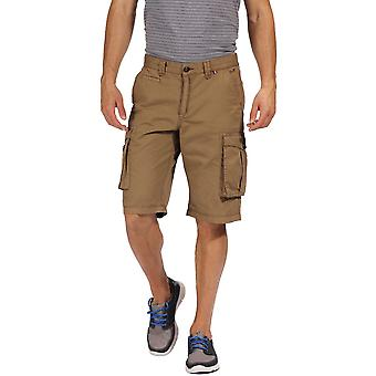 Regatta Mens Salvador II Coolweave Cotton Shorts