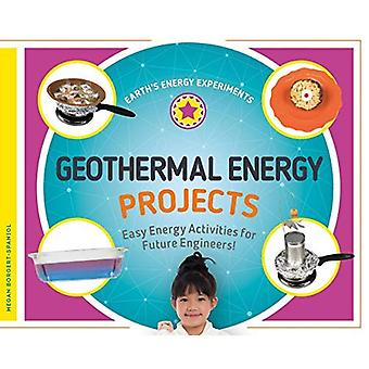 Geothermal Energy Projects: Easy Energy Activities for Future Engineers! (Earth's Energy Experiments)