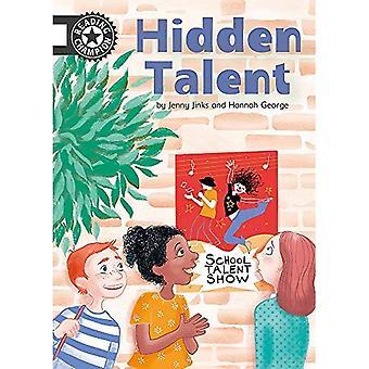 Reading Champion: Hidden Talent: Independent Reading 15 (Reading Champion)