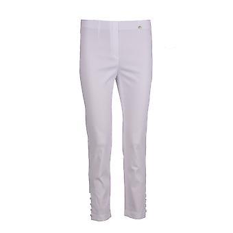 Robell Lena do spodni w kolorze białym
