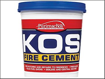 Everbuild KOS Fire Cement Buff 500g