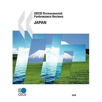 La OCDE desempeño ambiental comentarios OCDE desempeño ambiental comentarios Japón 2010 por publicación de la OCDE