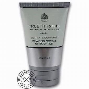 Truefitt og Hill ultimativ komfort barberskum Tube 100ml