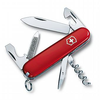 Victorinox SPORTSMAN 8 tool Swiss army knife.
