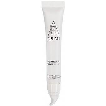 Alpha H Absolute Eye Cream SPF 15