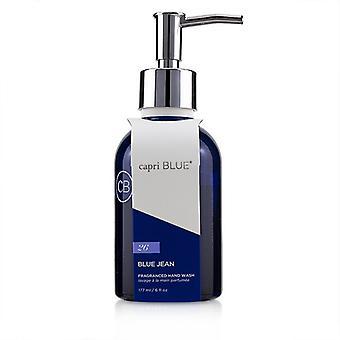 Capri Blue Signature Hand Wash-Blue Jean-177ml/6oz