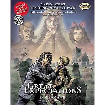 Great Expectations Teaching Resource Pack - The Graphic Novel by Gavin