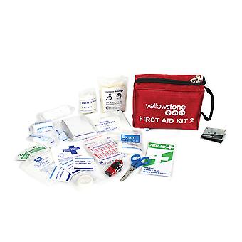 Yellowstone 47 Piece First Aid Kit