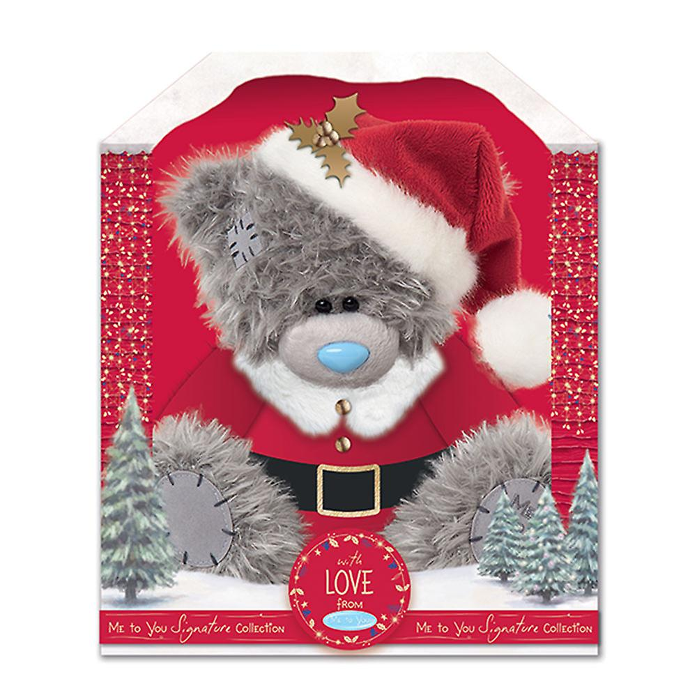 Me To You Christmas Signature 9& 034; Santa In Box
