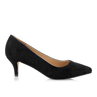 Green park black shoes