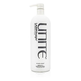 Unite Lazer Straight - Relaxing Fluid (Salon Product) 1000ml/33.8oz