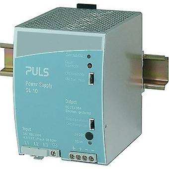 PULS SilverLine SL10.300 Rail mounted PSU (DIN) 24 Vdc 10 A 240 W 1 x