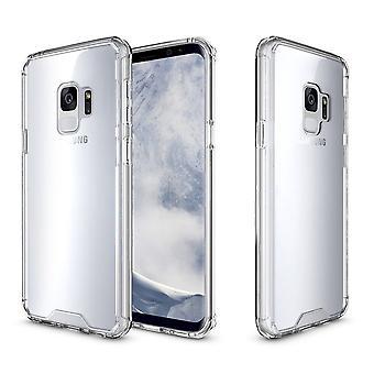 Samsung Galaxy S9 shell/bescherming/transparant