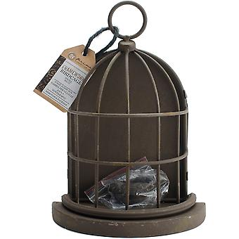 Prima Marketing Frameworks Metal Birdcage-Rust 7