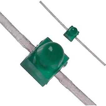 LED wired Green Circular 1.9 mm 7 mcd 90 ° 30 mA 2.1 V Avago Technologies
