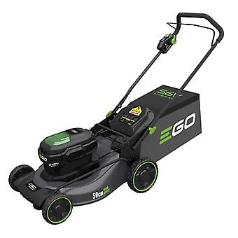 56v Push Lawnmower with 5A/h Battery and Rapid Charger