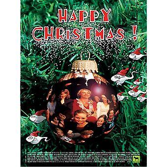 Frohe Weihnachten-Film-Poster drucken (27 x 40)