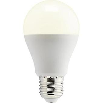 LED E27 Arbitrary 10 W = 60 W Warm white (Ø x L) 60 mm x 108 mm EEC: A+ Sygonix dimmable 1 pc(s)