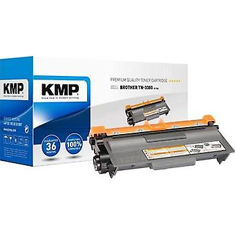 KMP Toner cartridge replaced Brother TN-3380 Compatible Black 8500 pages B-T46