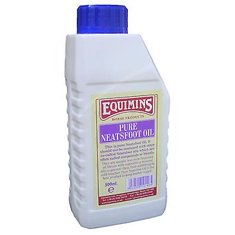 Equimins Neatsfoot olie Pure 500ml