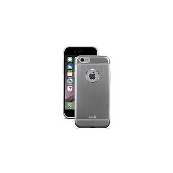 Moshi iGlaze Armour till iPhone 6/6S Gunmetal Gray