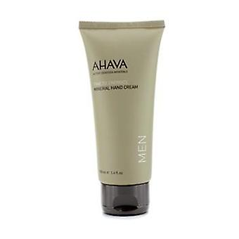 AHAVA tid til at relancerer Hand Cream (alle hud typer) - 100ml / 3,4 oz