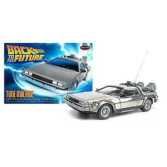 Polar Lights Model Kit - Back to the Future Time Machine - 1:25 Scale - POL911