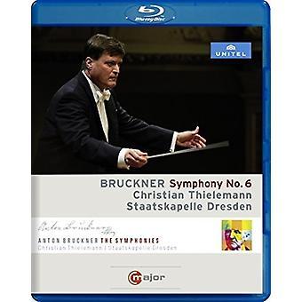 Symfoni nr 6 [Blu-ray] USA importerer