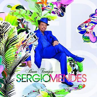 Sergio Mendes - importación de Estados Unidos Bom Tempo [CD]